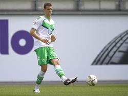 Hendrik Hansen steigt in den Profi-Kader auf