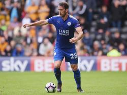 Früher Schalke, heute Leicester: Christian Fuchs hat viel erlebt