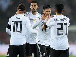Özil, Khedira und Co. bleiben die Nummer eins der Welt