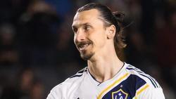 Sorgt wieder für Schlagzeilen: Der schwedische Stürmerstar Zlatan Ibrahimovic