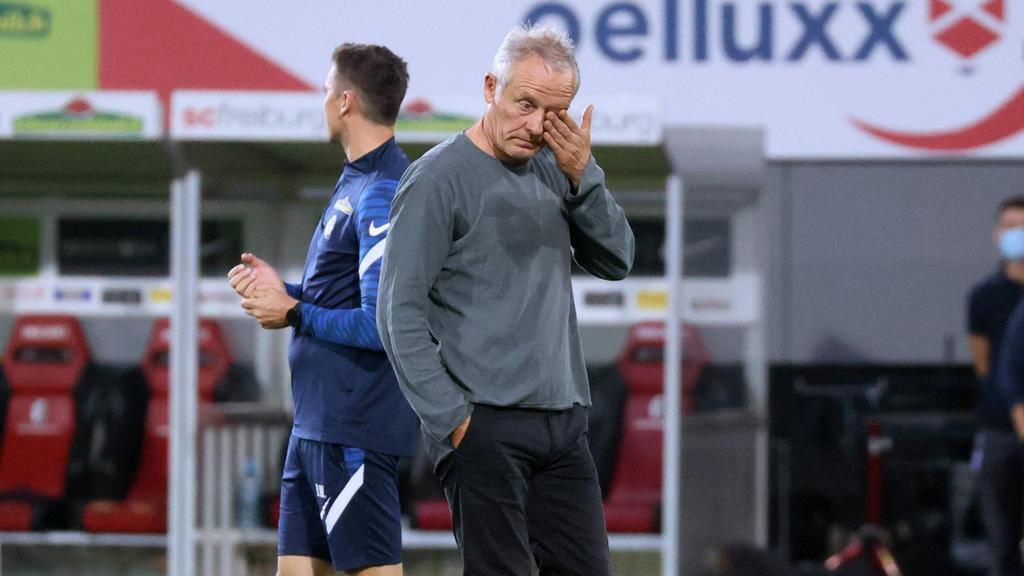 Christian Streich hat Respekt vor dem Neustart des SC Freiburg im neuen Stadion