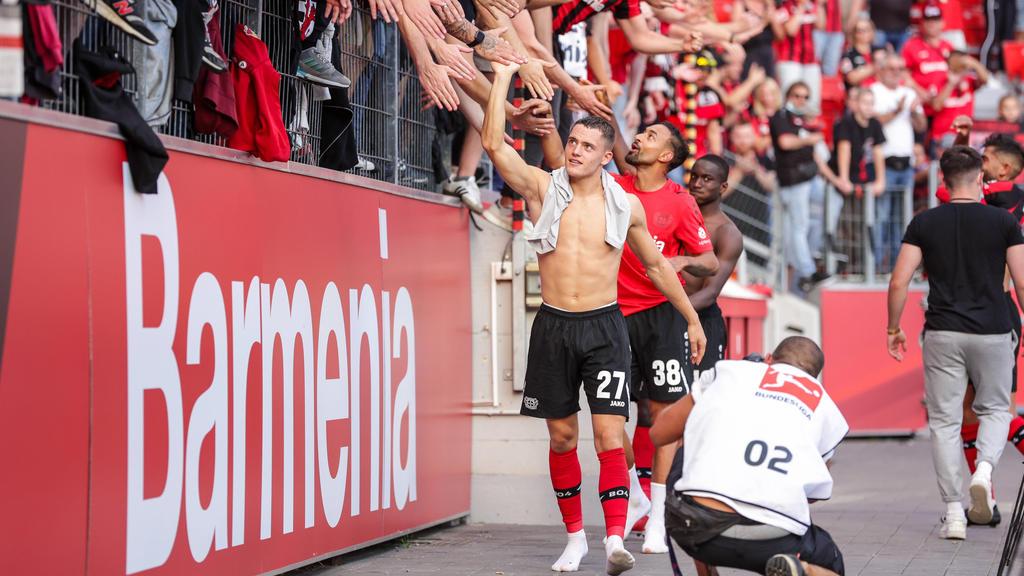 Führt Florian Wirtz Bayer Leverkusen zum Sieg gegen den FC Bayern?