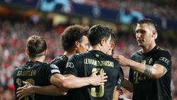 Klarer Sieg für den FC Bayern