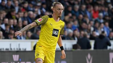 Marius Wolf spielte in Bielefeld volle 90 Minuten für den BVB