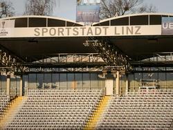 Das Linzer Stadion wird gegen Manchester United praktisch leer bleiben