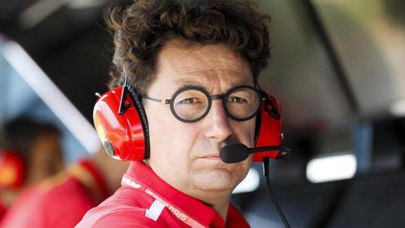 Seit einem Jahr im Amt als Ferrari-Teamchef: Mattia Binotto