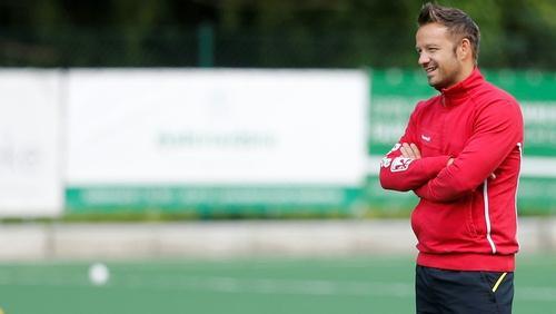 Trainer Valentin Altenburg peilt den 16. EM-Titel an