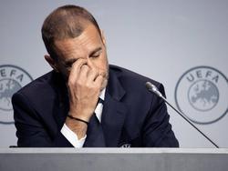 Die UEFA und Aleksander Ceferin haben fordernde Tage vor sich