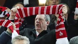 Werner Wolf ist Präsident des 1. FC Köln