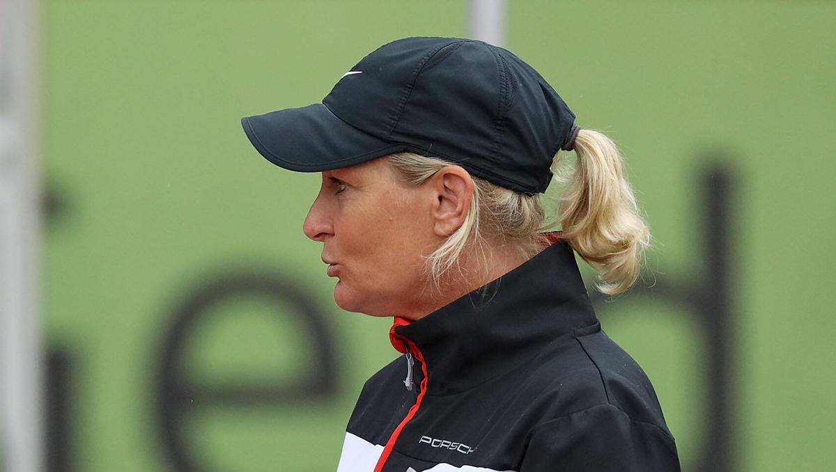 Barbara Rittner ist die Damen-Chefin beim Deutschen Tennis Bund