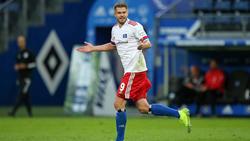 Simon Terodde hat beim HSV einen Traumstart hingelegt