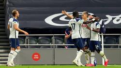 Tottenham steht im Viertelfinale des League Cups