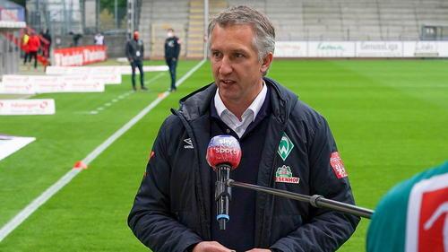Frank Baumann hofft auf einen Werder-Sieg gegen Hoffenheim