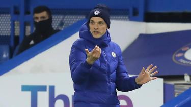 Das Debüt von Thomas Tuchel beim FC Chelsea endete mit einem Remis
