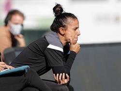 Liése Brancão freut sich auf den Bundesliga-Hit