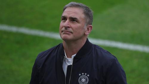 Stefan Kuntz ist Trainer der U21-Nationalmannschaft
