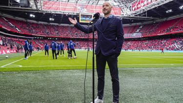 Erik ten Hag hat seinen Vertrag bei Ajax verlängert