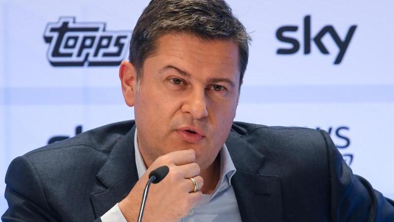 Auch DFL-Chef Christian Seifert mischt beim DFB-Zoff inzwischen munter mit