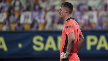 Leno tief enttäuscht nach dem Halbfinal-Aus mit Arsenal