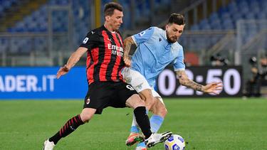 Lazio siegte gegen Milan klar mit 3:0