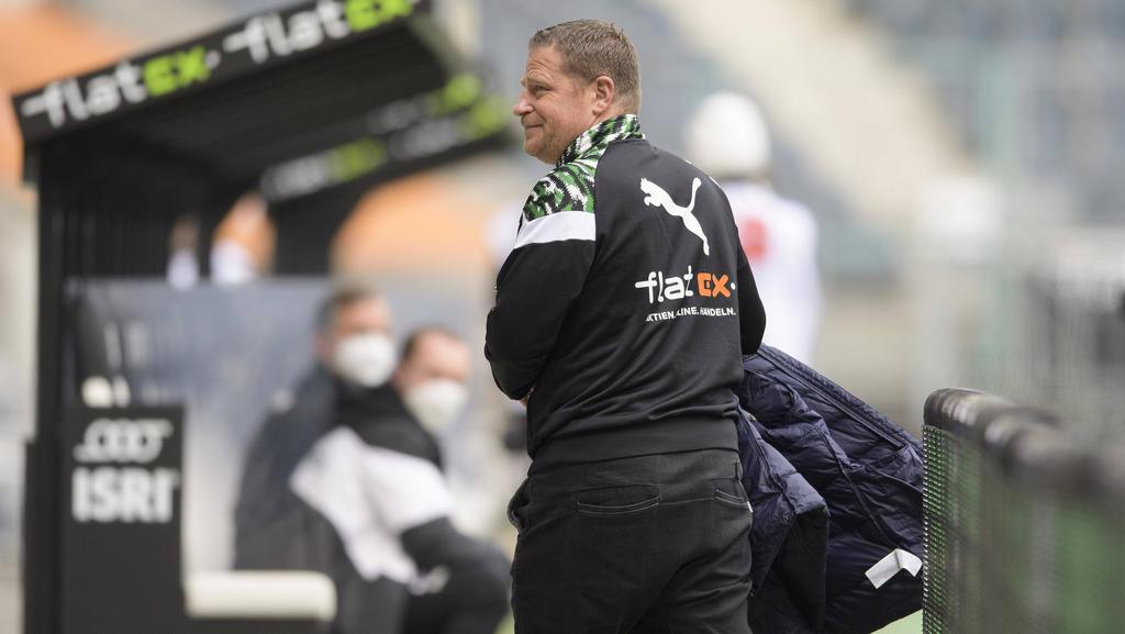 Sieht die Transferkapazität bei Gladbach ausgereizt: Sportdirektor Max Eberl