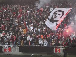Emotionaler Abschied: Zahlreiche Benfica-Fans erwiesen ihrem Idol im Estádio da Luz die letzte Ehre
