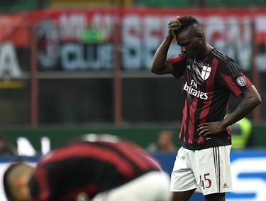El Milan no supo aprovechar sus contadas ocasiones. (Foto: Getty)
