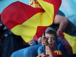 España sub-21 salió beneficiada del sorteo de la fase de clasificación para la Euro-2017. (Foto: Getty)