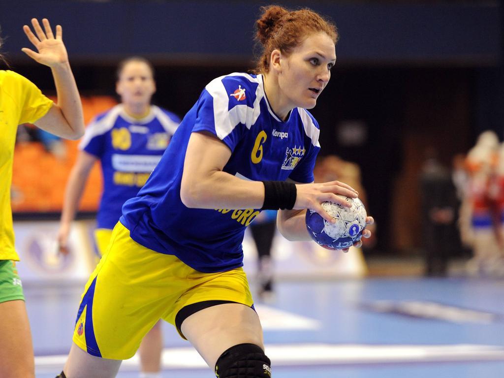 Crina Pintea wechselt zum Thüringer HC