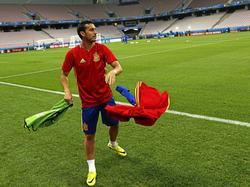 Pedro ist mit seiner Situation bei den Spaniern nicht glücklich