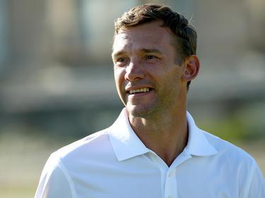 Andriy Shevchenko fue segundo entrenador de Ucrania en la Eurocopa. (Foto: Getty)