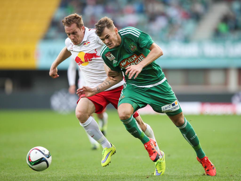 Statt gegen spielt Stefan Stangl ab sofort für Salzburg