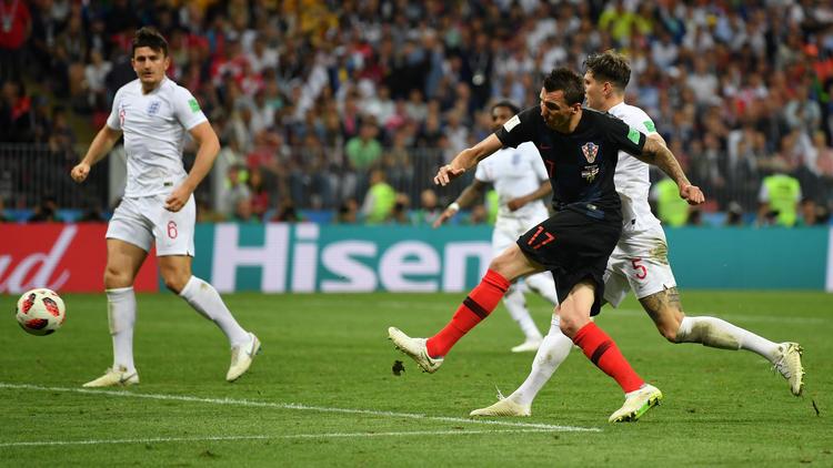 Inglaterra y Croacia van a disputar un duelo crucial en Londres. (Foto: Getty)