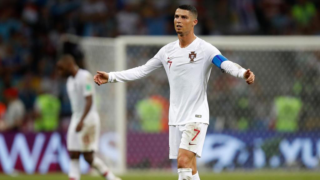 Cristiano Ronaldo fehlt den Portugiesen derzeit