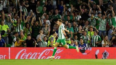 Loren anotó su segundo gol de la temporada contra el Leganés. (Foto: Getty)