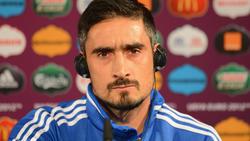 Nikos Liberopoulos ist Technischer Direktor bei AEK Athen