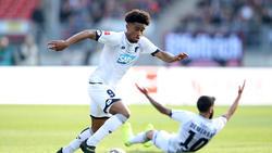 Reiss Nelson will mit der TSG 1899 Hoffenheim erfolgreich sein
