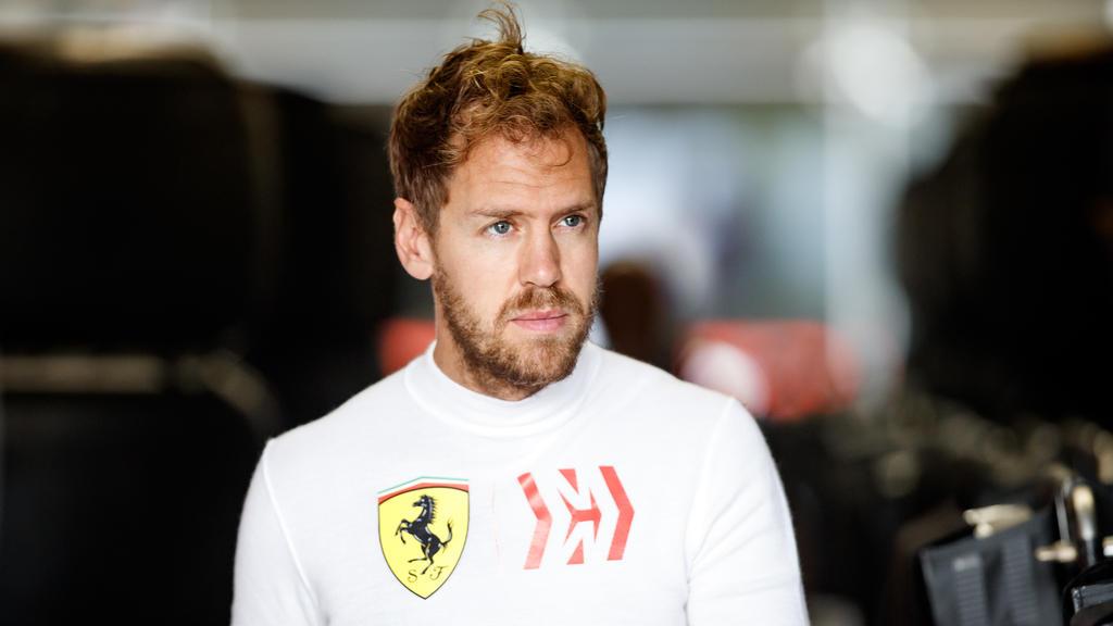 Sebastian Vettel wird Charles Leclerc nicht unterschätzen