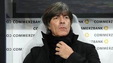 Bundestrainer Joachim Löw war zufrieden mit dem Killerinstinkt in der Offensive
