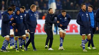 Aufbruchstimmung beim FC Schalke 04