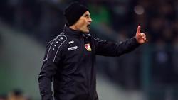 Heiko Herrlich blickt ambitioniert auf das Spiel gegen Zürich