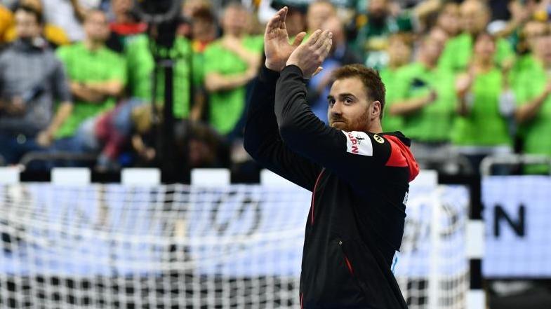 Andreas Wolff freut sich auf den richtigen WM-Start