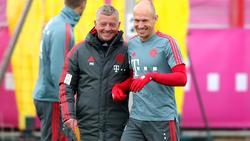 Robben puede decir adiós a su carrera futbolística. (Foto: Getty)