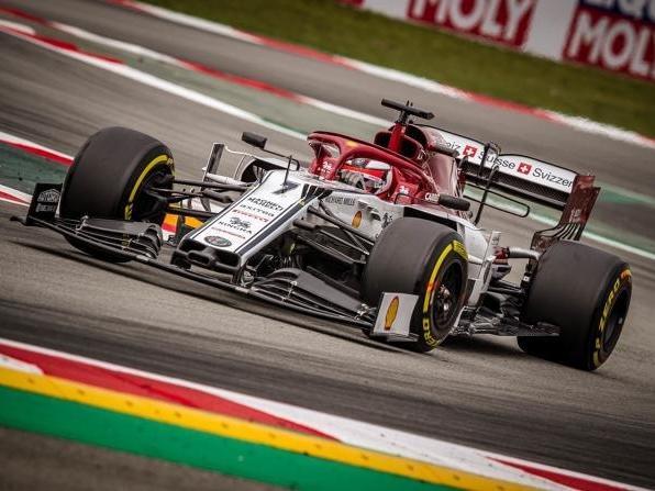 Kimi Räikkönen hält sich nicht für den großen Anführer bei Alfa Romeo