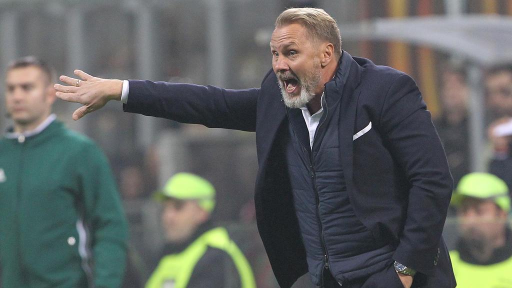 Thorsten Fink ist neuer Trainer von Lukas Podolski