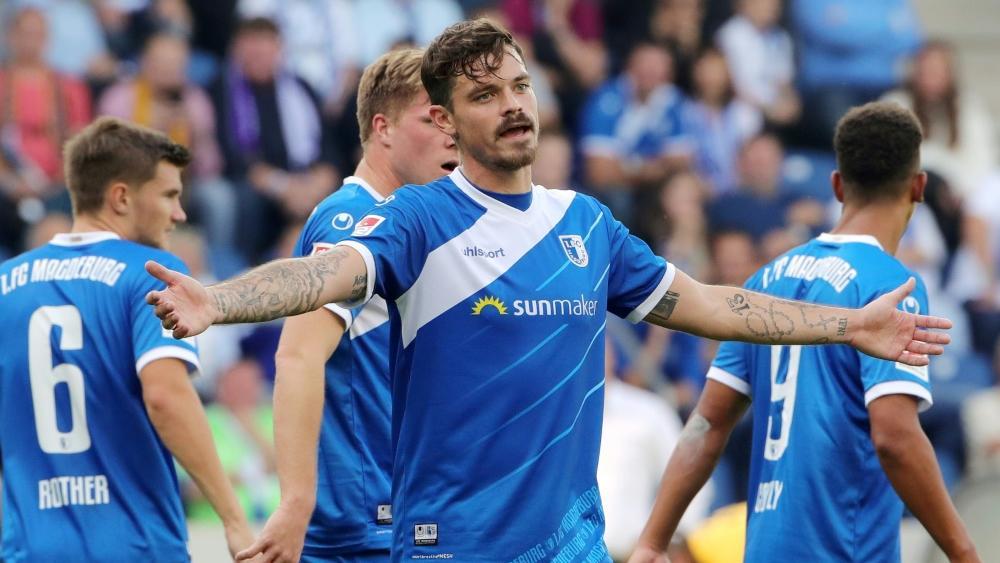 Spielt künftig für 1860 München: Dennis Erdmann