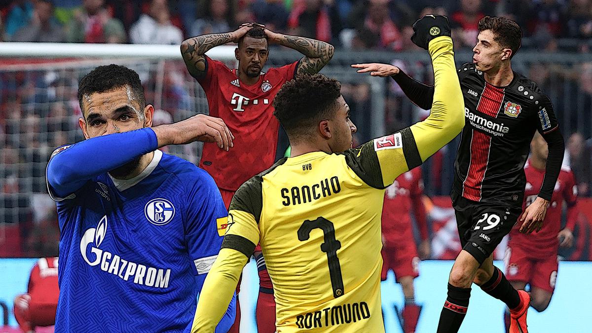 BVB viermal auf dem Podest, FC-Bayern-Star und FC-Schalke-Akteure abgewatscht: So stimmten die Bundesliga-Spieler ab