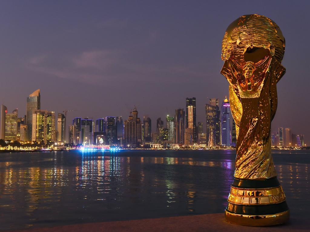 Die Sperre gegen Katars Vize-Verbandspräsidenten soll nichts mit der WM 2022 zu tun gehabt haben