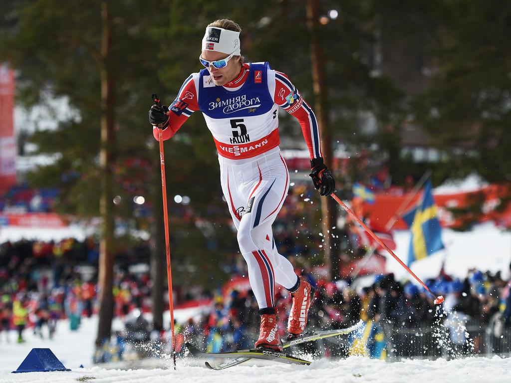 Eirik Brandsdal siegte im Sprint in Drammen