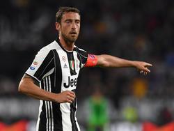 Marchisio gibt den Takt vor